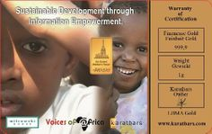 Buy your card today and secure a better future for the less fortunate tomorrow.