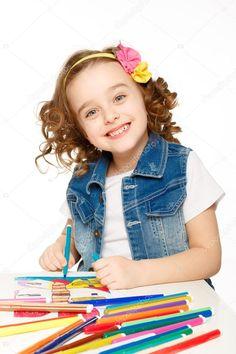 My Photos, Stock Photos, Financial Logo, School Daze, Little Girls, Cheer, Kindergarten, Childhood, Felt