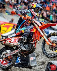 Rd14-Seattle DUNGEY @ryandungey @renthal_moto  #MotoMind #SupercrossLive #SXonFox #Supercross