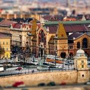 Great Market Hall Budapest