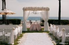 the perfect wedding archway