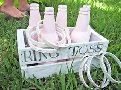 DIY Ring Toss Game Idea!
