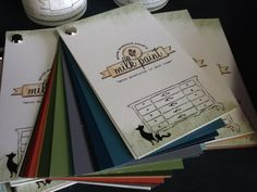 Color Fan Deck, Miss Mustard Seed's Milk Paint, Color Chart
