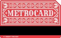 by Melanie Chernock  The Metrocard Project is an ongoing project that aims to redesign the iconic New York City Metrocard in a fresh way