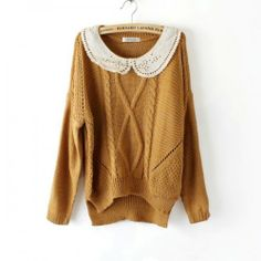 New Sweet Irregular Wool Sweater &Cardigan for only $25.00 ,cheap Sweaters & Cardigans - Clothing & Apparel online shopping,New Sweet Irregular Wool Sweater &Cardigan