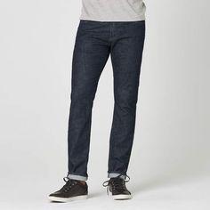 383d0ffd 13 Best Dark Wash Jeans images   Man style, Men clothes, Guy fashion