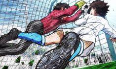 Review de Capitán Tsubasa 2018: Episodio 02 Captain Tsubasa, Sailor Moon Movie, Avengers, Classic Cartoons, Kuroko, Anime Comics, Cartoon Network, Manga Anime, Anime Guys