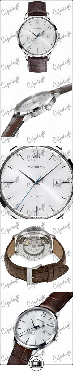 111580 Montblanc Heritage Spirit Date Automatic  ✿ Relojes para hombre - (Lujo) ✿