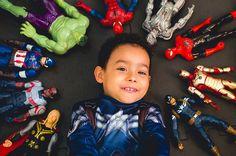Kids Birthday Photography, Toddler Boy Photography, Children Photography, Super Hero Photography, Toddler Photos, Baby Boy Photos, Baby Pictures, Avengers Birthday, Superhero Birthday Party