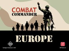 The Combat Commander series of games by GMT simulates small infantry combat actions from World War II.