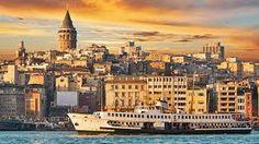 Istanbul ist nicht nur die bevölkerungsreichste Stadt in der Türkei sondern auch das Kulturzentrum-und Wirtschaftszentrum. Bei uns kannst du dir die passende Skyline bestellen. #Istanbul #Skyline #Wadeco // http://www.wadeco.de/istanbul-skyline-wandtattoo.html