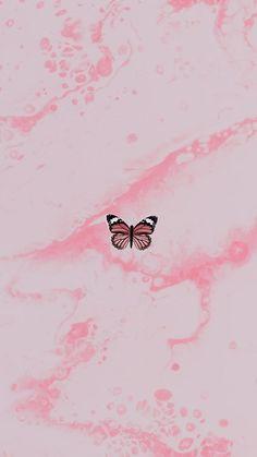 Pink Wallpaper Girly, Butterfly Wallpaper Iphone, Iphone Wallpaper Vsco, Cartoon Wallpaper Iphone, Mood Wallpaper, Iphone Wallpaper Tumblr Aesthetic, Iphone Background Wallpaper, Disney Wallpaper, Cute Patterns Wallpaper