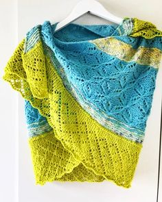 The LACELOVER shawl by Helle Slente Design