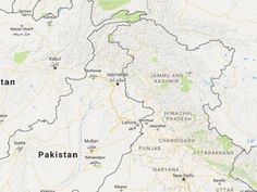 Google Maps depict Azad Kashmir as Indian territory