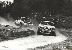 Acropolis Rally 1979Nikolay Elizarov - Viktor MoskovskichLada VAZ 21011