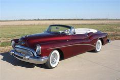 1953 BUICK SKYLARK Lot 1276 | Barrett-Jackson Auction Company
