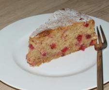 Rezept Johannisbeer-Haselnusskuchen von Luna2009 - Rezept der Kategorie Backen süß