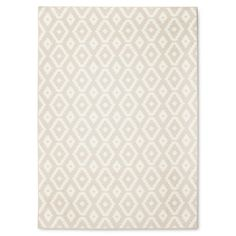 Threshold™ Diamond Rug - Tan