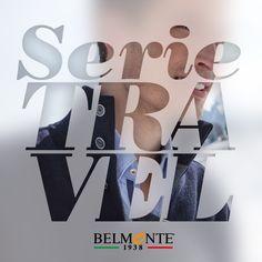 Serie Travel, un nome che racconta l'animo dinamico e spensierato della linea. #belmonte1938