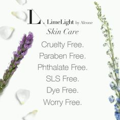 It takes less than one minute for products to enter your system! What are you putting on your skin?