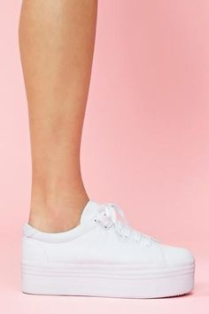 Platform #sneakers #shoes
