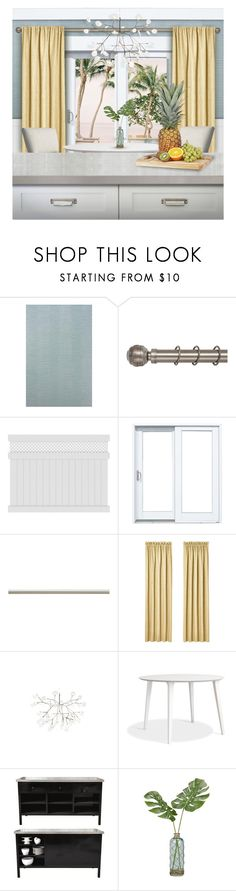 """""""27.2730°N, 80.3582°W"""" by cb-hula ❤ liked on Polyvore featuring interior, interiors, interior design, home, home decor, interior decorating, Laura Ashley, J. Queen New York and kitchen"""