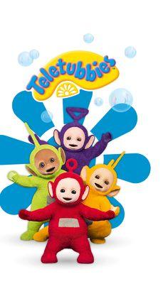 Tinky-Winky, Dipsy, Laa-Laa, and Po