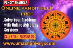 Lets Talk About Pandit Shankar Ji   Pandit Shankar ji is a well renowned Indian based astrologer in Durban Johannesburg Cape town  South Africa , who is known for making 100% accurate predictions based on the real life problems  Call us or WhatsApp us  +27621649334 / +27790732082 Let Them Talk, Let It Be, Black Magic Removal, Love Psychic, Love Problems, Free Advice, Marriage Problems, Birth Chart, Relationship Issues