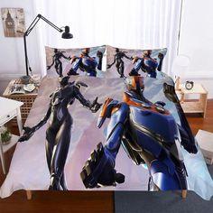 Fortnite Night Themes Digital Printing Bedding A Variety of Sizes