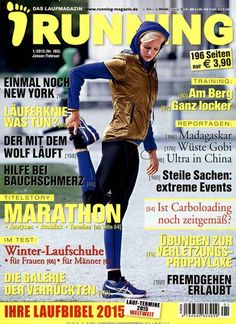 Training: Am Berg - Ganz locker. Gefunden in: Running, Nr. 1/2015