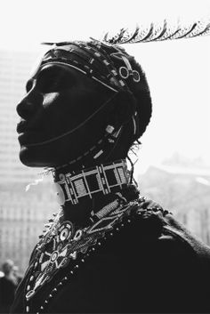 Out of Africa: Samburu Warriors in New York | Another Africa