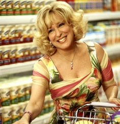 """Bette Midler as 'Bobbie' in """"The Stepford Wives"""""""