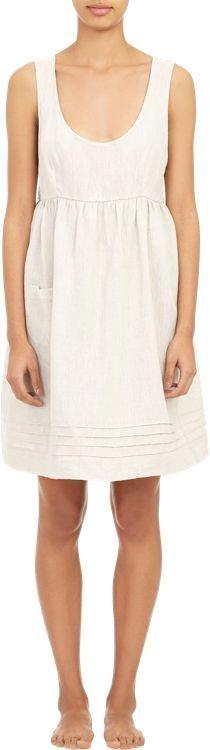 The Sleep Shirt Sleeveless Babydoll Nightie-White http://www.movetivate.net/r.php?link=794 #fitness #sexy #hot #motivation #progress