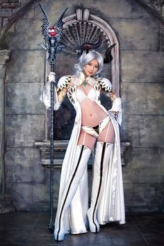 Pretty, sexy and amazing as ever Tasha Cosplay. Cosplay from Tera.(^。^)〆
