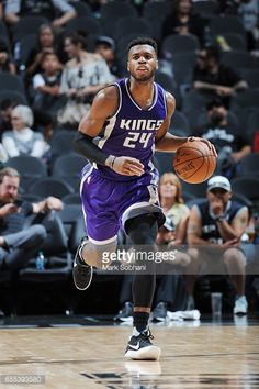 407b20aa78c Buddy Hield of the Sacramento Kings handles the ball against the San.