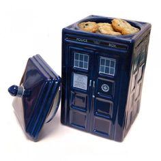 Doctor Who Tardis Keraaminen Keksipurkki 29 e