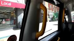 From a London Taxi cab to walking into the office - Google Glass diary
