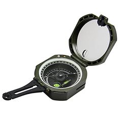 Light Weight and Pocket Transit Plastic Geological Compass for Geologists Surveyors Foresters Green ** Want additional info? Click on the image. This Amazon pins is an affiliate link to Amazon.