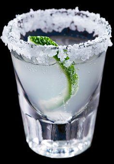 Lemon Drop Ingredients         60ml vodka     30ml freshly squeezed lemon juice     1-2 teaspoons powdered/castor sugar