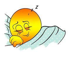 good night smiley
