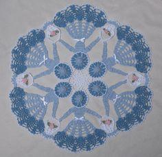 Crochet Patterns - Crochet Doily Patterns - Crochet Motif Doily Patterns, Page 2 Crochet Doily Patterns, Thread Crochet, Filet Crochet, Crochet Motif, Crochet Yarn, Holiday Crochet, Crochet Home, Crochet Crafts, Yarn Projects