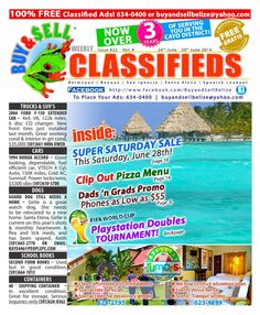 Cayo Classifieds - Issue 22