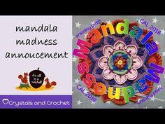 Mandala Madness CAL Announcement