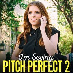 Anna Kendrick and Rebel Wilson will return for Pitch Perfect Watch Pitch Perfect, Anna Kendrick Pitch Perfect, Pitch Pefect, Ella Enchanted, Movie Website, Another A, Universal Pictures, Film Movie, Movie Cast