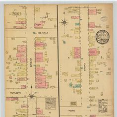 Digitized Historic Sanborn Fire Maps Are Available From The Digital Public Library Of America