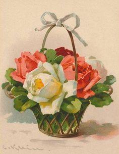 Catherine Klein rose bouquet