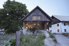 ALPINE BARN APARTMENT by OFIS arhitekti - Slovène