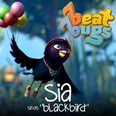 FRESH MUSIC : Sia  Blackbird   Whatsapp / Call 2349034421467 or 2348063807769 For Lovablevibes Music Promotion   Sia  Blackbird The notoriously shy Sia has found comfort in lending her voice to animated films from Finding Dory to My Little Pony and now the Beatles-inspired Netflix animated childrens series Beat Bugs. Sia joins the lengthy list of contributors like The Shins Eddie Vedder and more who have all put their spin on a Beatles classic. Sias choice of song is Blackbird and her…