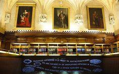 Library, British Supreme Court