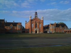 Christ's Hospital School near Horsham, England